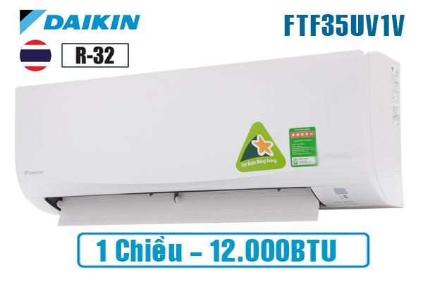 Daikin FTF35UV1V, Điều hòa Daikin 12000 BTU 1 chiều