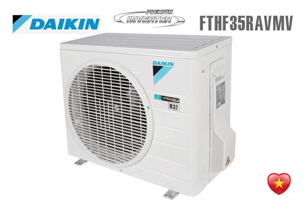 Daikin FTHF35RAVMV, Điều hòa đaikin 2 chiều 12000BTU inverter
