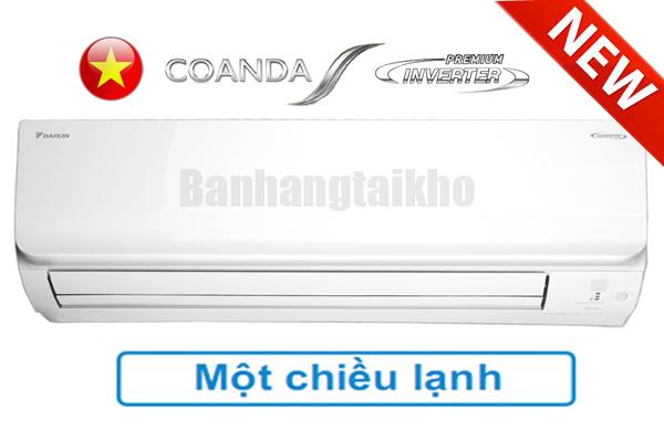 Máy Lạnh Inverter Daikin FTKC25TAVMV/RKC25TAVMV (1.0HP)