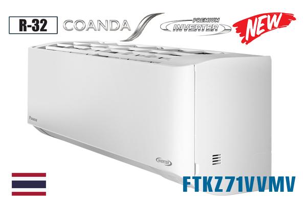 Daikin FTKZ71VVMV, Điều hòa Daikin 1 chiều 2400BTU inverter