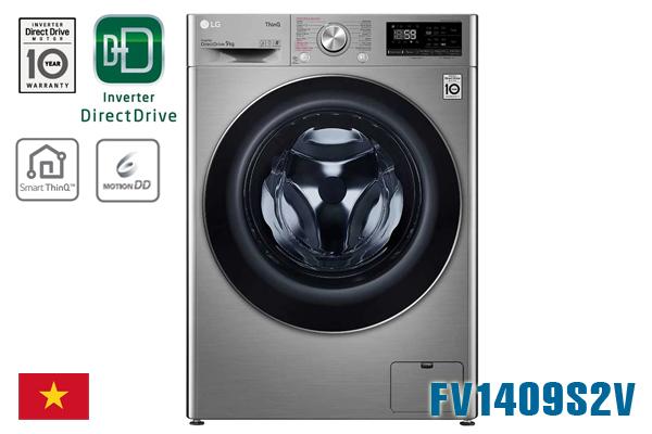 LG FV1409S2V, Máy giặt LG cửa ngang 9kg [Giá rẻ nhất 2020]