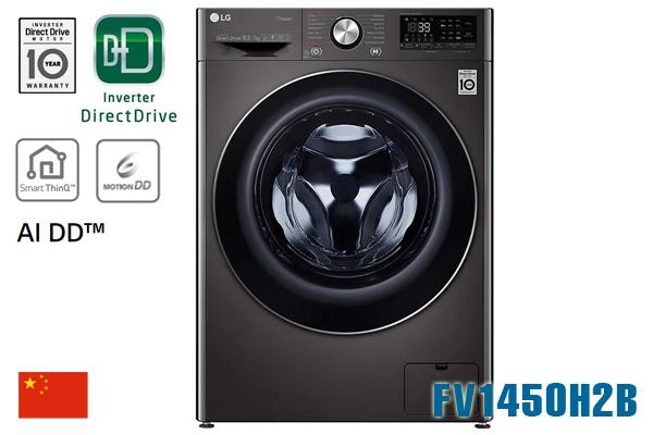Máy giặt LG FV1450H2B giặt 10.5Kg có sấy 7Kg