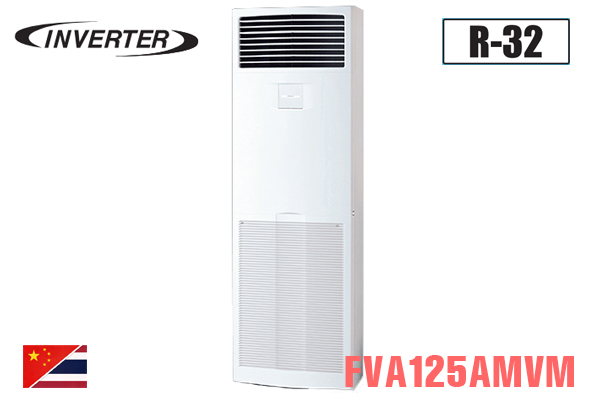 FVA125AMVM/RZA125DV1, Điều hòa cây Daikin 42000BTU 2 chiều inverter