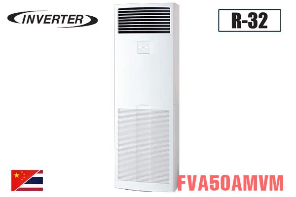 FVA50AMVM/RZA50DV2V, Điều hòa cây Daikin 18000BTU 2 chiều inverter