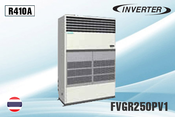 FVGR250PV1, Điều hòa tủ đứng Daikin Packaged inverter 100000BTU