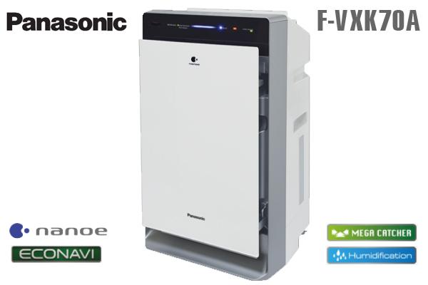 Panasonic F-VXK70A, Máy lọc không khí Panasonic chính hãng