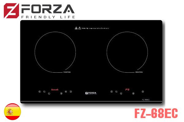 Forza FZ-68EC, Bếp từ đôi Forza chính hãng Spain