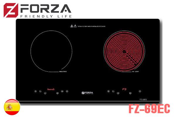 Forza FZ-69EC, Bếp từ hồng ngoại Forza chính hãng Spain