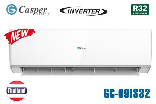 GC-09IS32, Điều hòa Casper 9000 BTU 1 chiều inverter R32