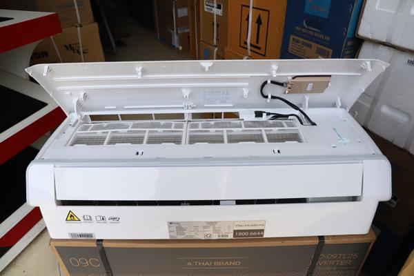 Casper GC-09TL25, Điều hòa Casper 9000 BTU inverter Wifi