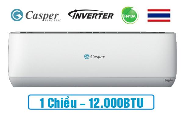 Casper GC-12TL22, Điều hòa Casper 1 chiều 12000BTU inverter