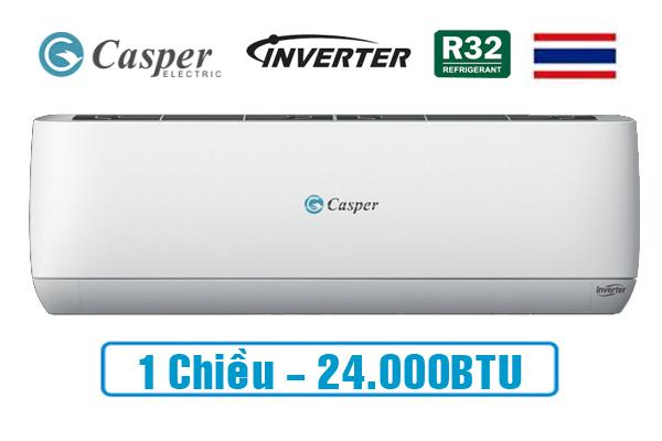 Casper GC-24TL32, Điều hòa Casper 24000 BTU 1 chiều inverter