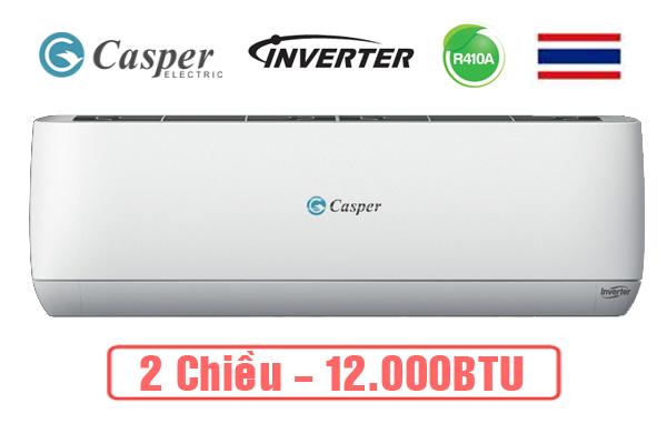 Casper GH-12TL22, Điều hòa Casper 2 chiều 12000BTU inverter