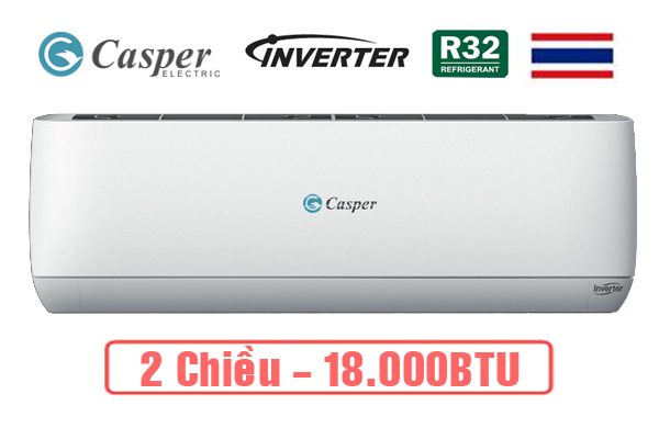 Casper GH-18TL32, Điều hòa Casper 18000BTU inverter 2 chiều
