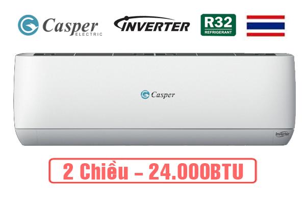 Casper GH-24TL32, Điều hòa Casper 24000 BTU inverter 2 chiều