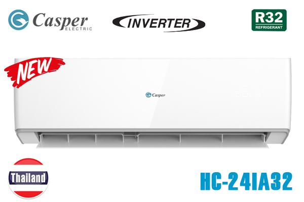 Casper HC-24IA32, Điều hòa Casper 24000BTU 1 chiều inverter