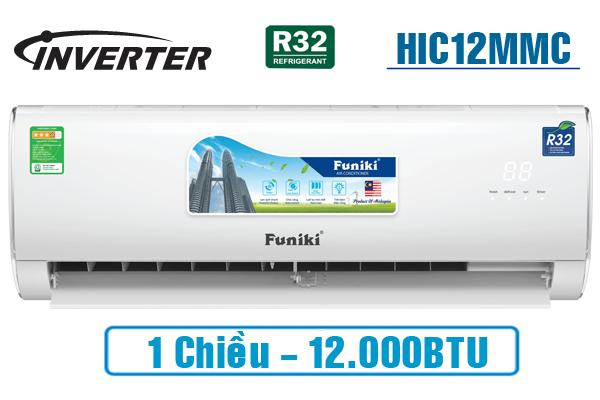 Funiki HIC12MMC, Điều hòa Funiki 12000BTU 1 chiều inverter