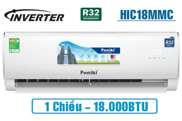 Funiki HIC18MMC, Điều hòa Funiki 18000BTU 1 chiều inverter