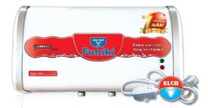 Bình nóng lạnh Funiki 16 lít HP 16S - Bình nước nóng Funiki Hòa Phát