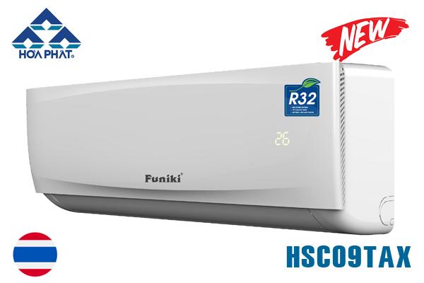 Funiki HSC09TAX, Điều hòa Funiki 9000 BTU 1 chiều R32 [2021]