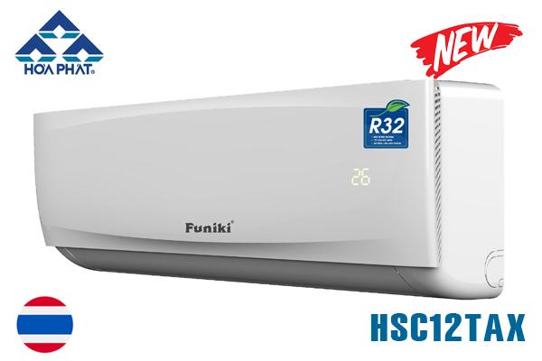 Funiki HSC12TAX, Điều hòa Funiki 12000 BTU 1 chiều R32 [2021]