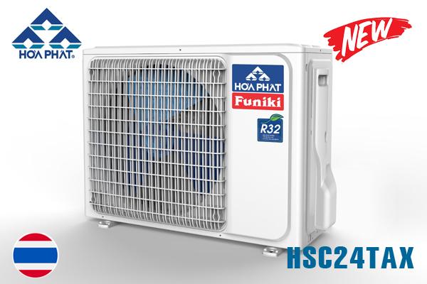 Funiki HSC24TAX, Điều hòa Funiki 24000 BTU 1 chiều R32 [2021]