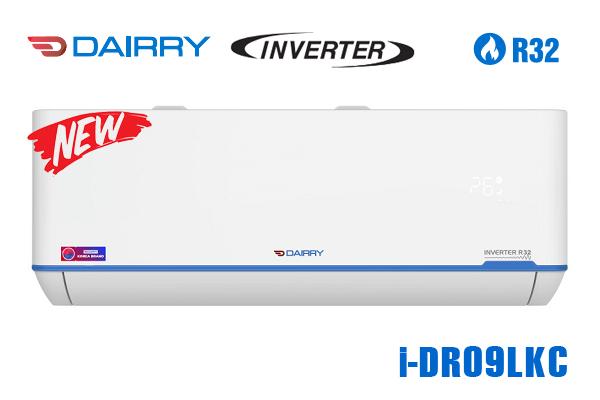 Dairry i-DR09LKC, Điều hòa Dairry 1 chiều 9000BTU inverter