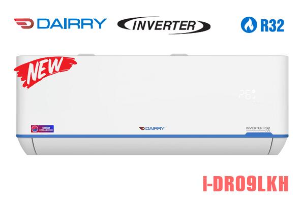 Dairry i-DR09LKH, Điều hòa Dairry 2 chiều 9000BTU inverter