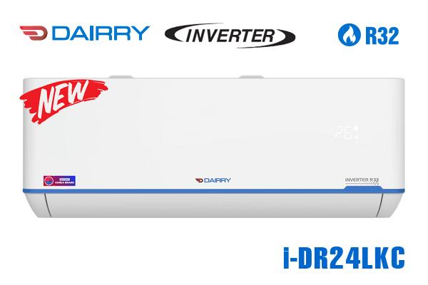 Dairry i-DR24LKC, Điều hòa Dairry 1 chiều 24000BTU inverter