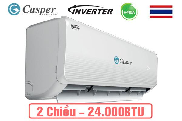 Casper IH-24TL22, Điều hòa Casper 2 chiều 24000BTU inverter