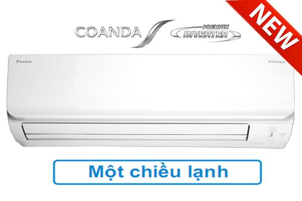 Daikin FTKC60TVMV, Điều hòa đaikin inverter 1 chiều COANDA