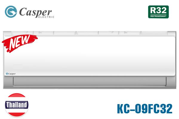 Casper KC-09FC32, Điều hòa Casper 9000 BTU 1 chiều [2021]
