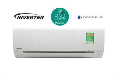 Điều hòa Panasonic inverter 1 chiều 24.000BTU PU24TKH-8 gas R32