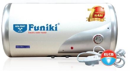 Bình nóng lạnh Funiki 50 Lít VI50L - Phân phối bình nước nóng Funiki