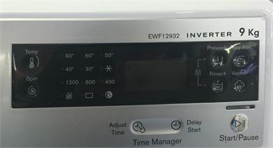 Máy giặt lồng ngang Electrolux 9Kg EWF12932 giá rẻ, chính hãng
