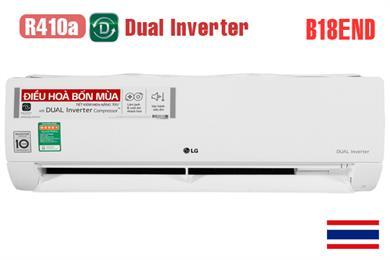 Điều hòa LG 2 chiều 18000BTU B18END inverter giá rẻ