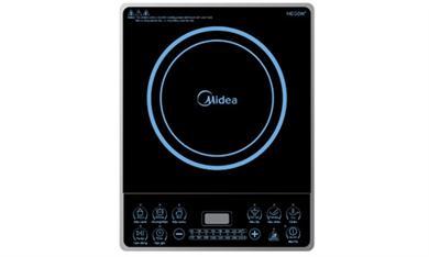 Bếp từ Midea MI-B2115DA thiết kế siêu mỏng
