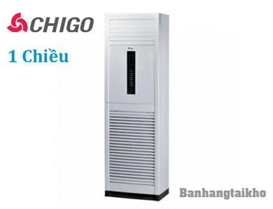 Điều hòa tủ đứng Chigo 27000BTU 1 chiều CVF27CN/CW giá rẻ