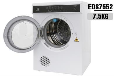 Electroux EDS7552, Máy sấy Electrolux 7.5 Kg giá rẻ 2018