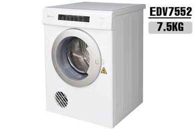 Electrolux EDV7552, Máy sấy Electrolux 7.5 Kg giá rẻ nhất