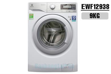 Electrolux EWF12938, Máy giặt Electrolux inverter 9 Kg