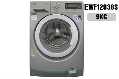 Electrolux EWF12938S, Máy giặt Electrolux inverter 9 Kg