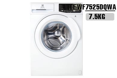 Electrolux EWF7525DQWA, Máy giặt Electrolux 7.5 Kg giá rẻ 2018