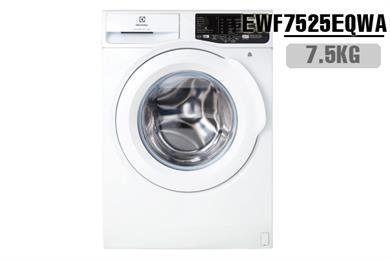 Electrolux EWF7525EQWA, Máy giặt Electrolux 7.5 Kg giá rẻ 2018