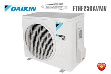 Daikin FTHF25RAVMV, Điều hòa đaikin 2 chiều 9000Btu Inverter