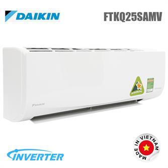 Daikin FTKQ25SAVMV, Điều hòa Daikin inverter 1 chiều 9000BTU