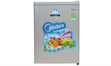 Tủ lạnh Midea 58L HS-65SN phù hợp cho nhà nghỉ, khách sạn