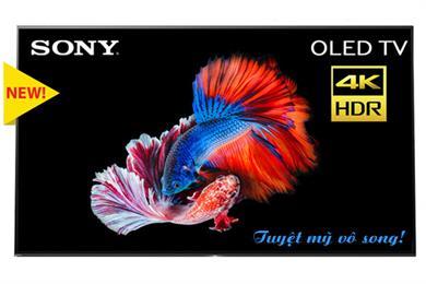 Tivi Sony OLED 65 inch 4K HDR KD-65A1 đỉnh cao công nghệ