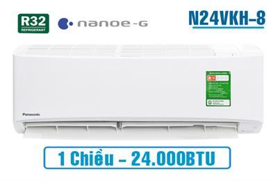 Panasonic N24VKH-8, Điều hòa Panasonic 1 chiều 24.000BTU giá rẻ