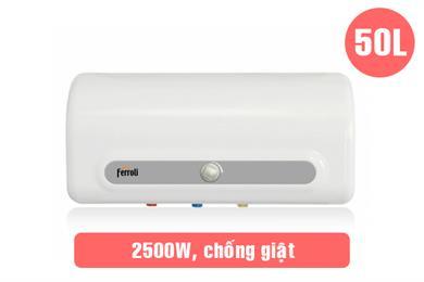 Ferrol QQ ME 50L, Bình nước nóng Ferroli 50 lít giá rẻ nhất